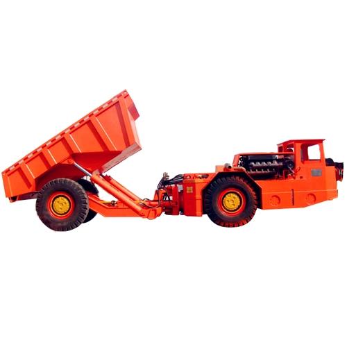 8 tons underground ore truck