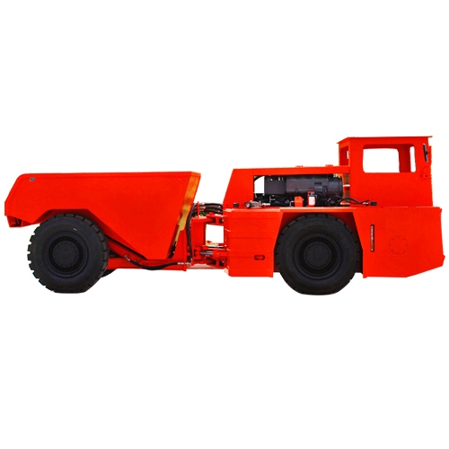 5 tons underground ore truck