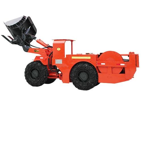 WJD-1 rollover scraper
