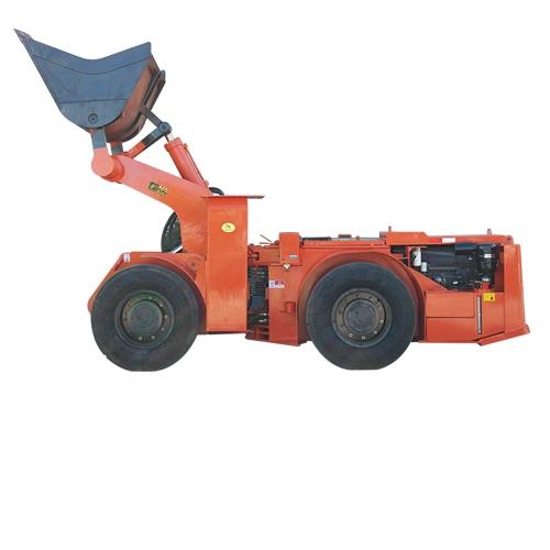 WJ-2 integrated scraper